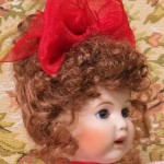 SFBJ 251 Bleuette Wearing Margie Wig in Golden Auburn