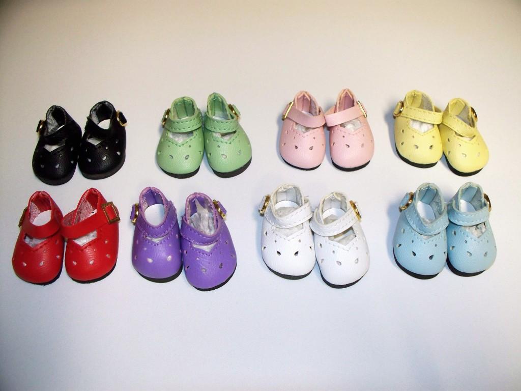 #733 Girl Dress Shoes