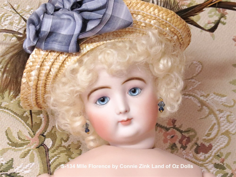 "20""Mlle. Florence By Connie Zink"