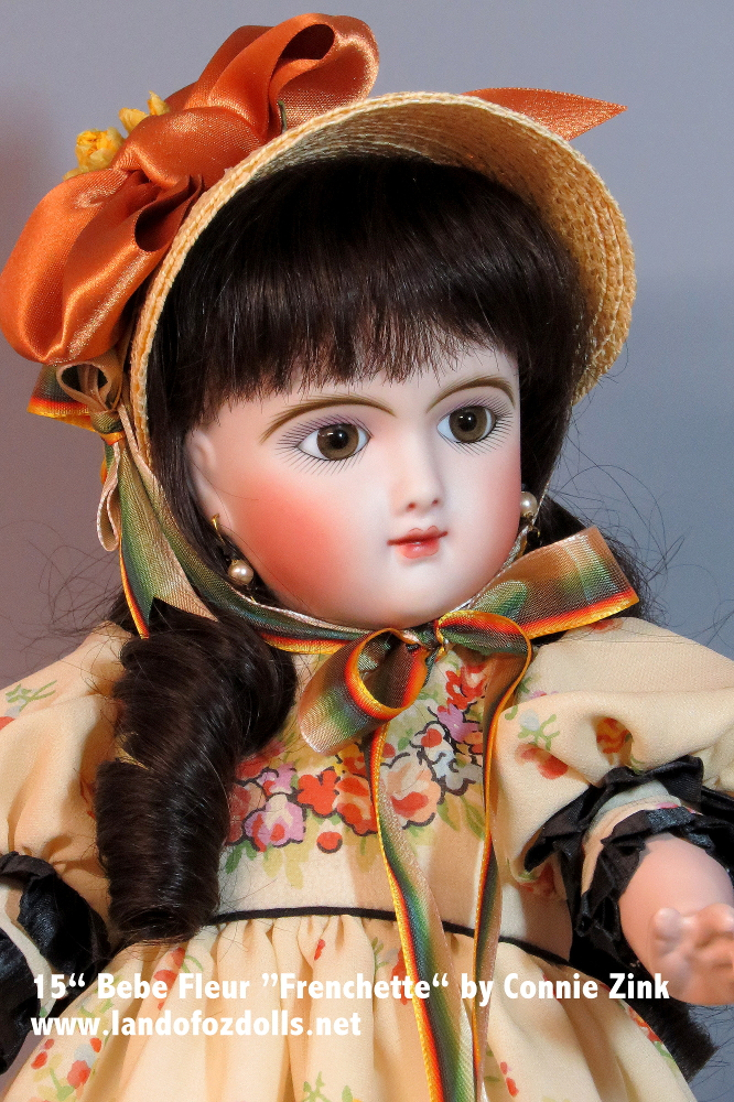 "15"" ""Frenchette"" Bebe Fleur by Connie Zink"